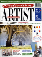 Article by John Wilson - Plein Air Painting