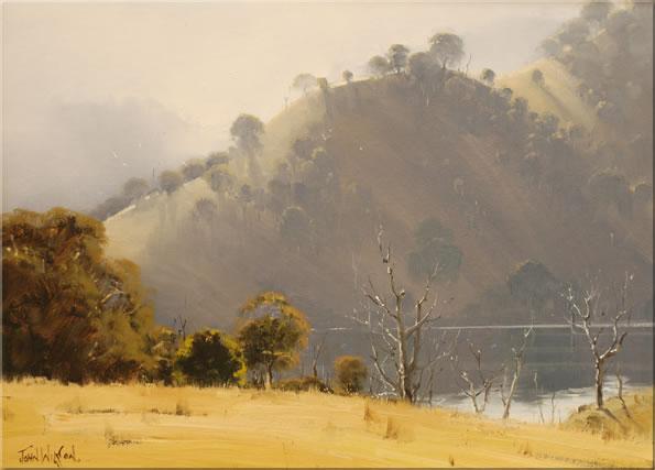 John Wilson Online Art Gallery Australian Landscape