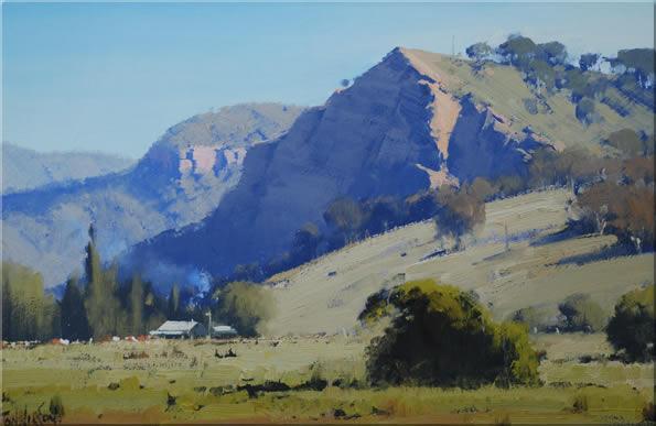 Landscapes By Australian Artist John Wilson